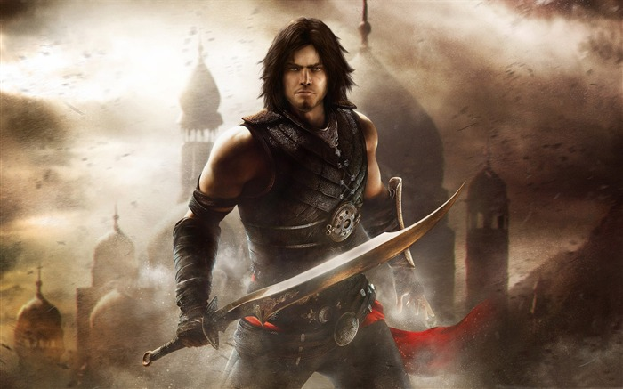 Prince of Persia HD Game Wallpapers 08 Views:5891