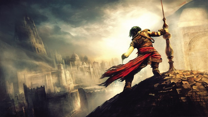Prince of Persia HD Game Wallpapers 09 Views:6211