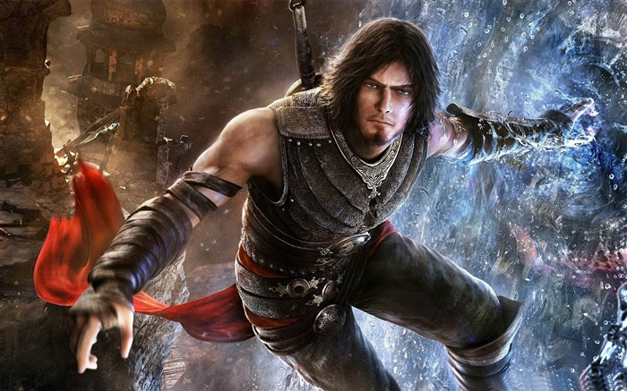Prince of Persia HD Game Wallpapers Views:5762