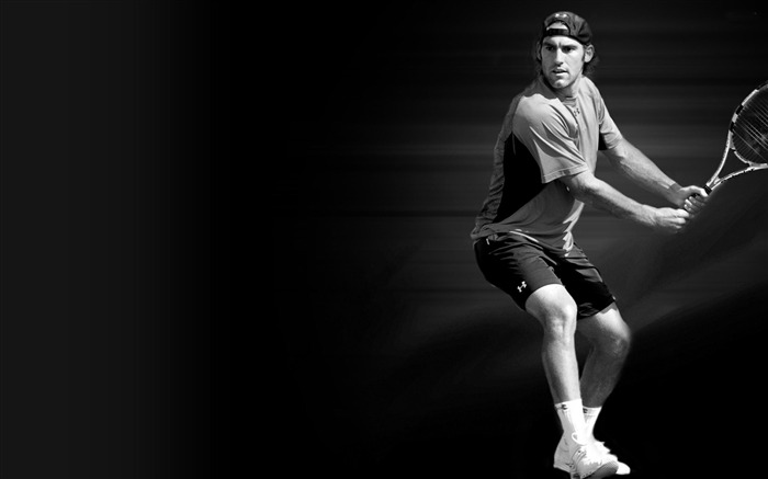 Robby Ginepri-Tennis Sport Desktop Wallpapers 03 Views:7868