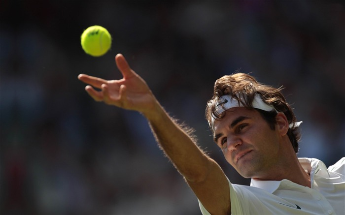 Roger Federer-Tennis Sport Desktop Wallpapers 01 Views:7818