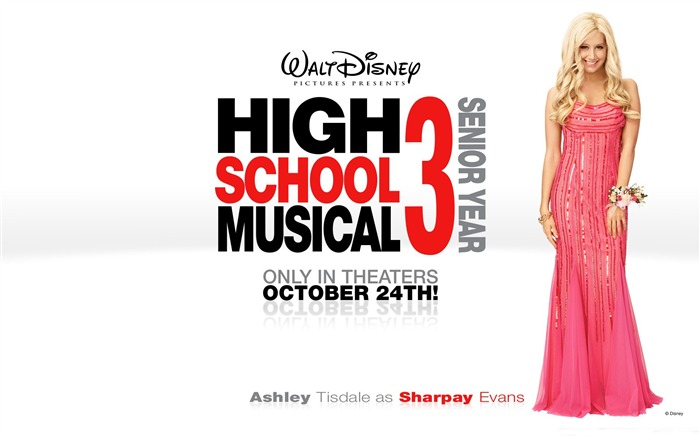 Sharpay Evans-High School Musical Movie Wallpaper Views:6756
