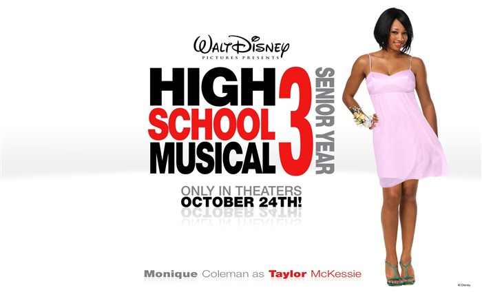 Taylor McKessie-High School Musical Movie Wallpaper Views:4759