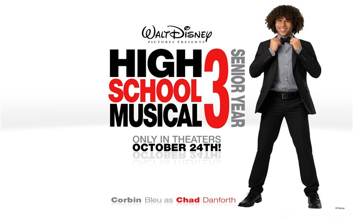 Tchad Danforth-High School Musical Movie Wallpaper Views:4970