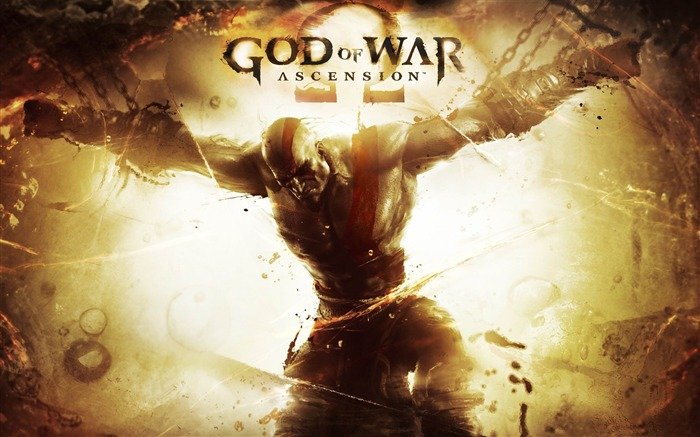 God of war HD Game Wallpaper Views:11813