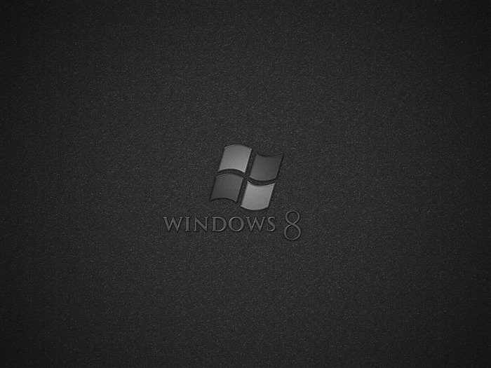 black-Microsoft Windows 8 system wallpaper Views:37864