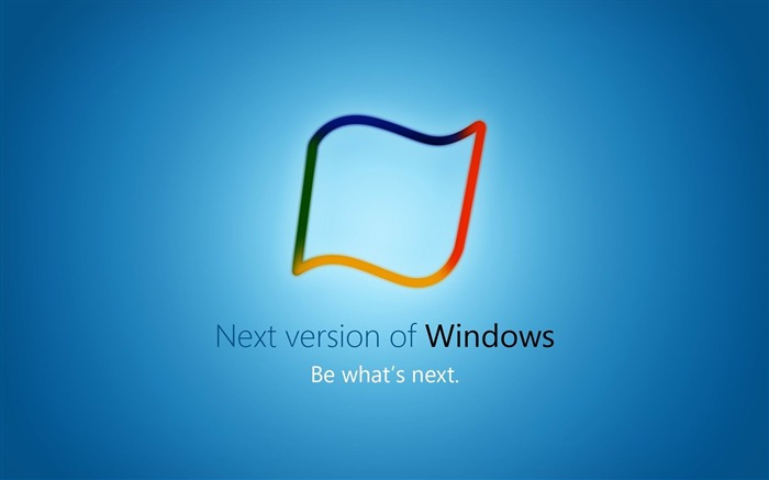 blue-Microsoft Windows 8 system wallpaper Views:7028