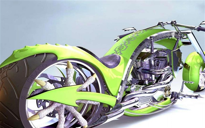 chopper concept-Top Sportbike photo wallpaper Views:5628