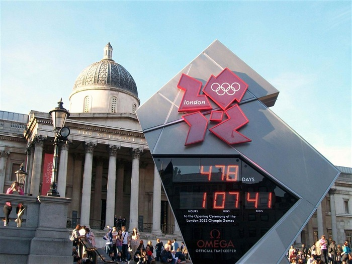 countdown-London 2012 Olympic Games Wallpaper Views:8706