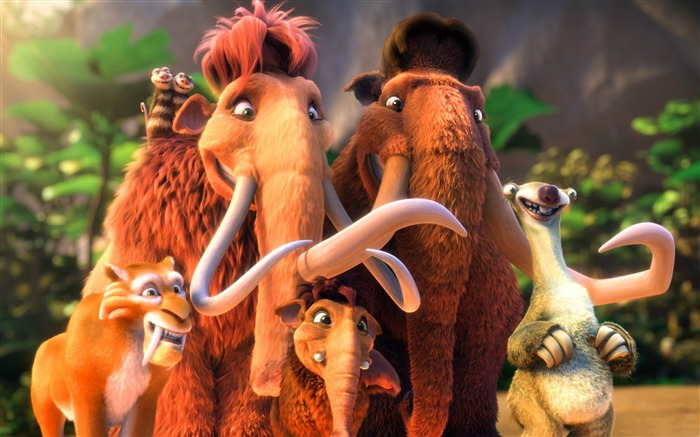 Ice Age Movie HD wallpaper Views:10330