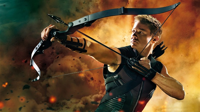 hawkeye in-The Avengers 2012 HD Wallpapers Views:7349
