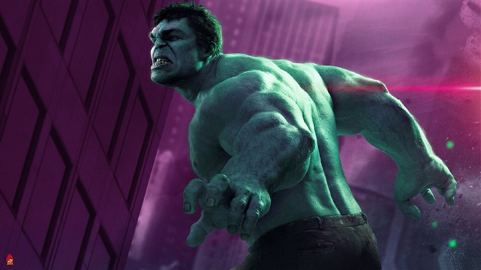 hulk-The Avengers 2012 HD Wallpapers Views:6751