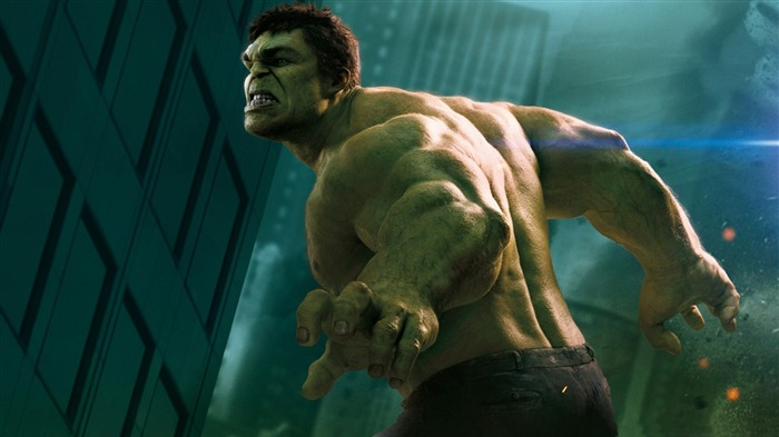 hulk in-The Avengers 2012 HD Wallpapers Views:9354