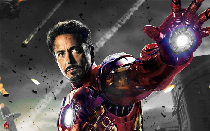iron man-The Avengers 2012 HD Wallpapers Views:8329