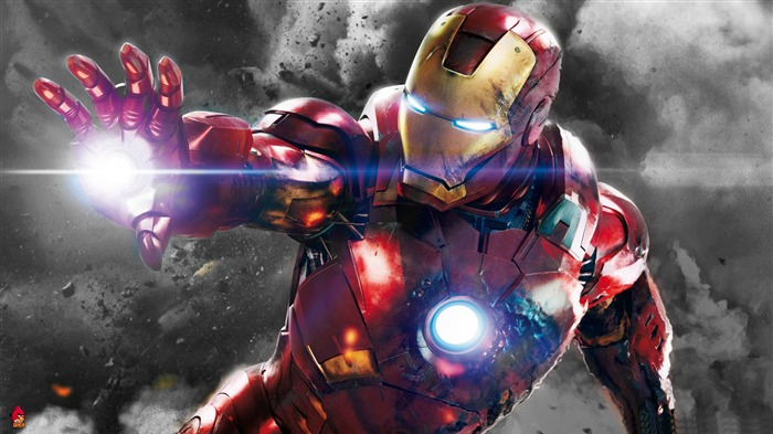 iron man -The Avengers 2012 HD Wallpapers Views:16857