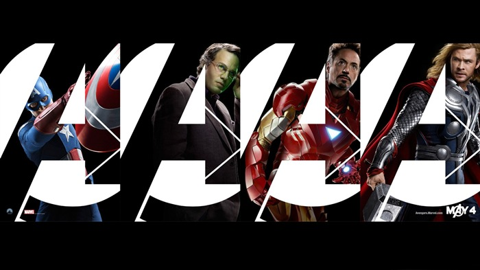 join -The Avengers 2012 HD Wallpapers Views:2190