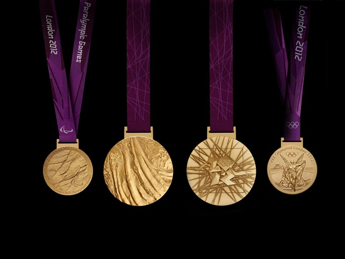 olympic gold medals-London 2012 Olympic Games Wallpaper Views:15144