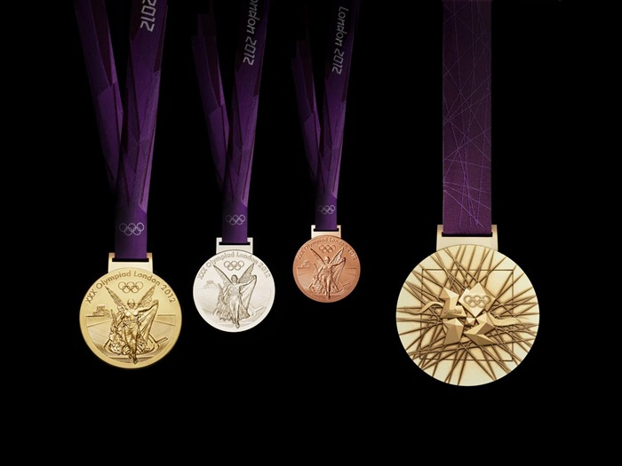 olympic medals-London 2012 Olympic Games Wallpaper Views:14883