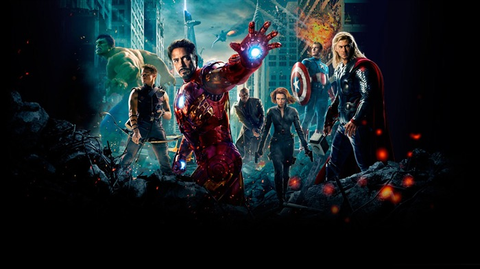 resurrection-The Avengers 2012 HD Wallpapers Views:4980