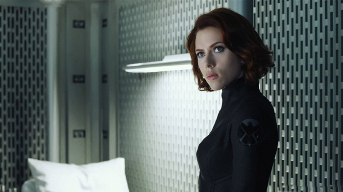 scarlett johansson-The Avengers 2012 HD Wallpapers Views:4159