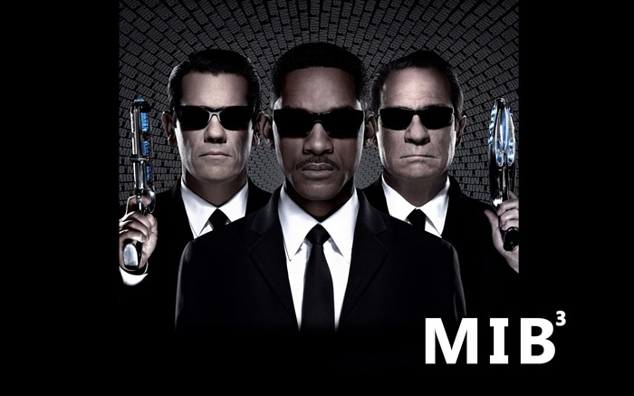 2012 Men In Black 3 HD Movie Wallpaper Views:8080