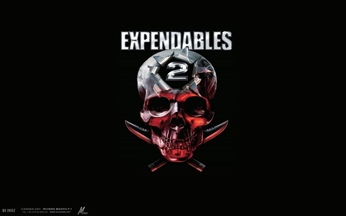 2012 The Expendables 2 HD Movie Wallpaper 02 Views:13380