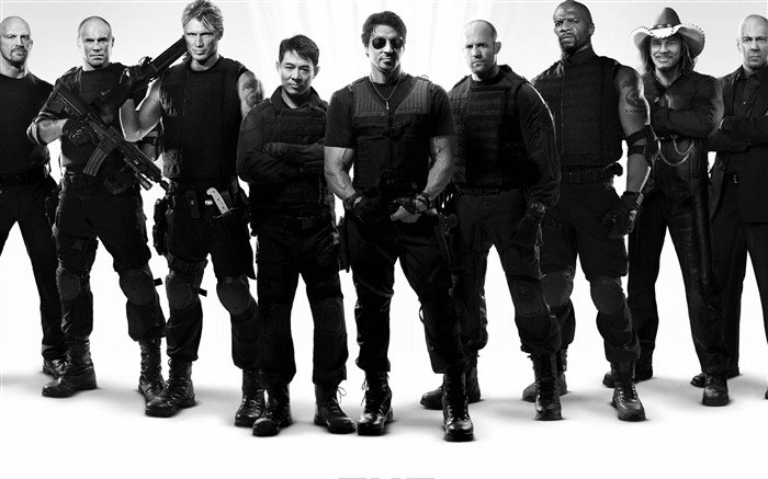 2012 The Expendables 2 HD Movie Wallpaper 04 Views:11249