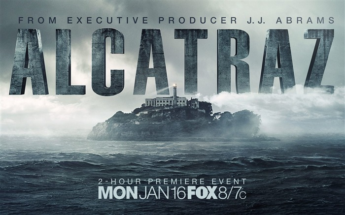 Alcatraz American TV series HD Wallpaper Views:8778