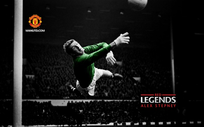 Alex Stepney-Red Legends-Manchester United wallpaper Views:18528