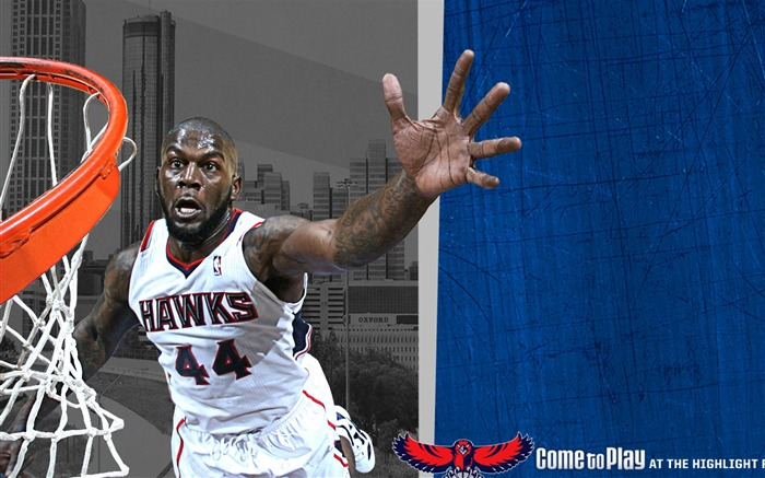 Atlanta hawks-Sport wallpaper Views:7682
