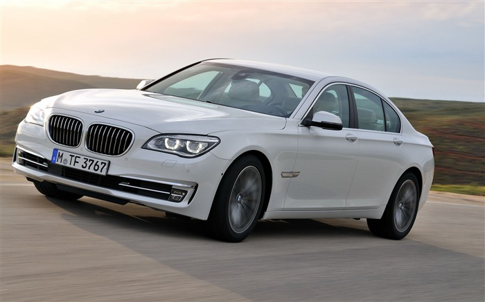 BMW 7 Series Car HD Wallpaper Views:10784