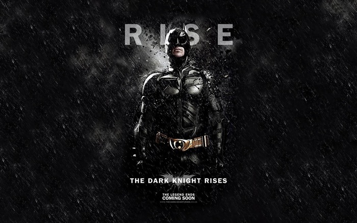 The Dark Knight Rises 2012 Movie HD Wallpaper Views:25751