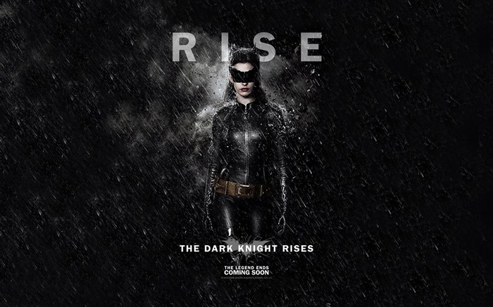 Catwoman-The Dark Knight Rises 2012 Movie HD Wallpaper Views:14735