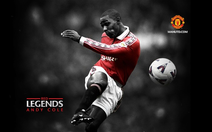 Cole-Red Legends-Manchester United wallpaper Views:17572