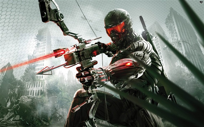 Crysis 3 HD game wallpaper Views:9455