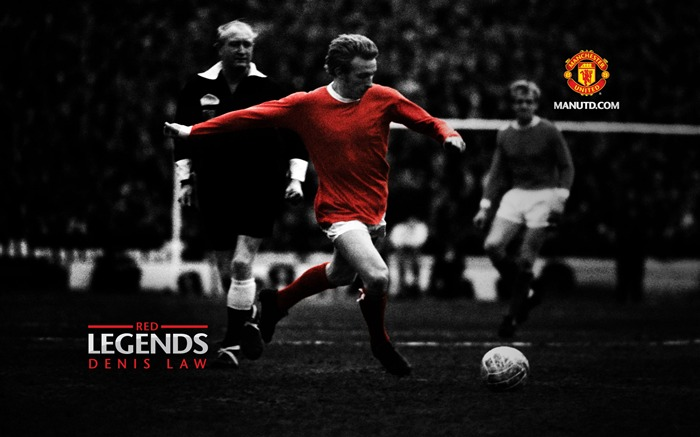 Denis Law-Red Legends-Manchester United wallpaper Views:38905