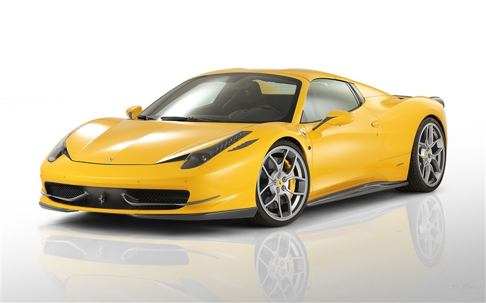 Ferrari 458 Italia spider by Novitec HD Wallpaper Views:8556