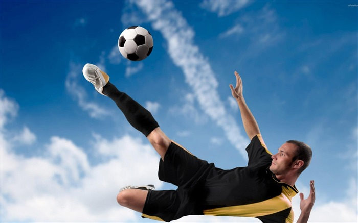 Football Kick-Sport wallpaper Views:5279
