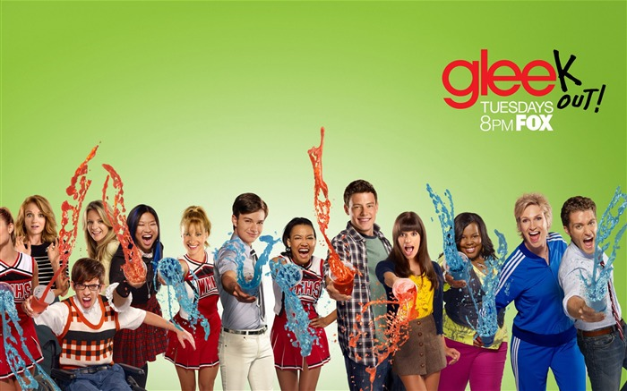 Glee American TV series HD Wallpaper Views:10837