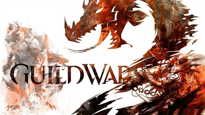 Guild Wars 2 Game Wallpaper rusty Views:4553