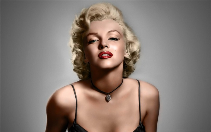 Honor of Marilyn Monroe wallpaper album Views:15018
