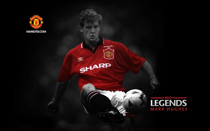 Hughes-Red Legends-Manchester United wallpaper Views:17777
