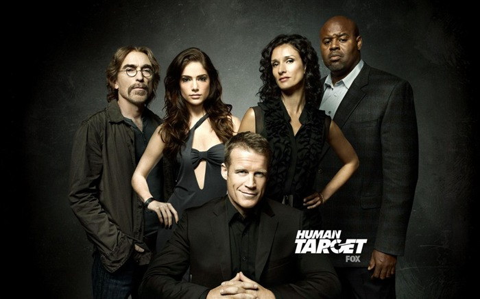 Human Target TV series HD Wallpaper Views:6365