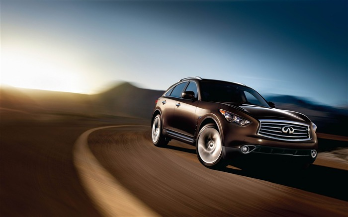 Infiniti FX Car HD Wallpaper Views:11609