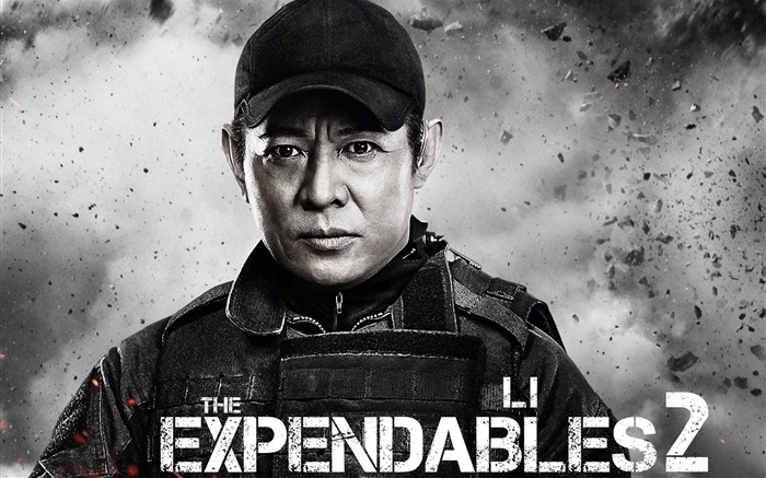 LI-The Expendables 2 HD Movie Wallpaper Views:7942