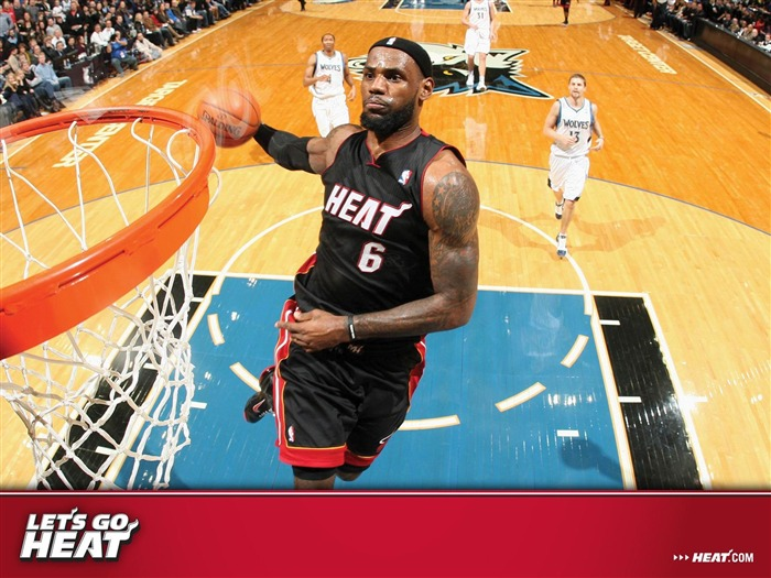 2011-12 NBA season the Heat Wallpaper Views:10958