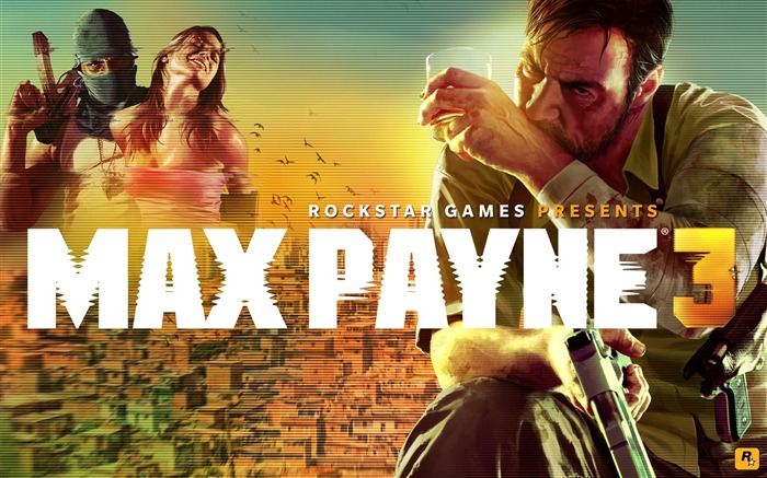 Max Payne 3 Game HD Wallpaper Views:7189