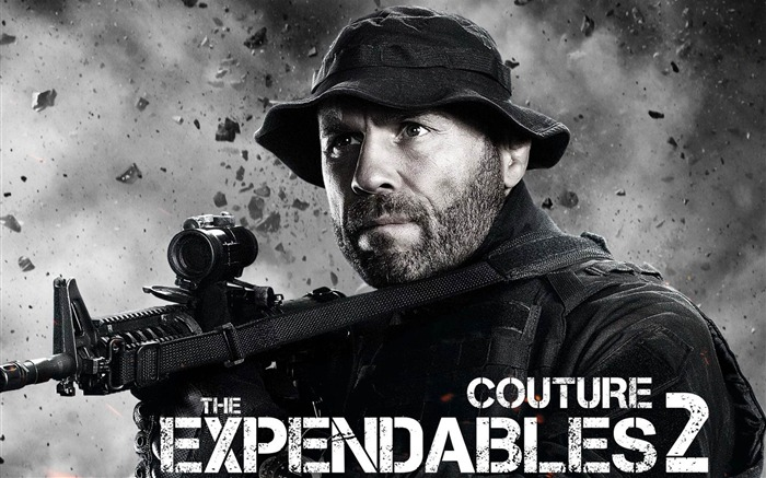 Randy Couture-The Expendables 2 HD Movie Wallpaper Views:8197