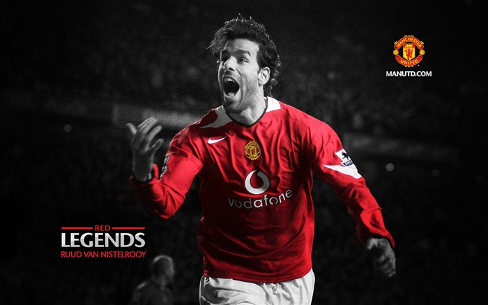 Ruud-Red Legends-Manchester United wallpaper Views:30724