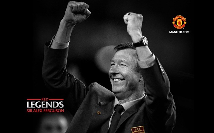 Sir Alex-Red Legends-Manchester United wallpaper Views:9774